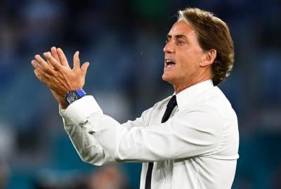 Μαντσίνι: «Το Βέλγιο έχει ίσως την καλύτερη ομάδα στον κόσμο»