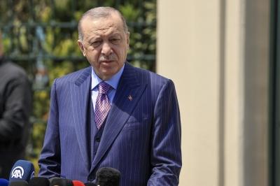 Erdogan: Φρικτές οι επιθέσεις των Ισραηλινών εναντίον των Παλαιστινίων