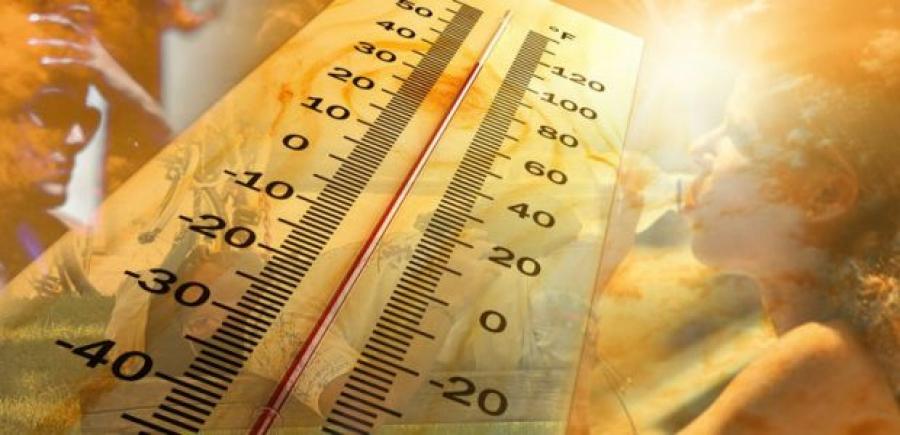 Παρατεταμένο κύμα ζέστης - Θα κορυφωθεί το τριήμερο Πέμπτης 24/6 - Σαββάτου 26/6 με θερμοκρασίες 40 - 43 βαθμούς