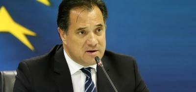 Γεωργιάδης: Η κυβέρνηση παίρνει πίσω το μέτρο για την απαγόρευση των take away τα Σαββατοκύριακα