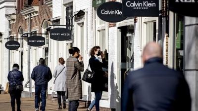 Ολλανδία: Αύξηση των νέων κρουσμάτων για 7η συνεχή εβδομάδα παρά το lockdown (30/3)