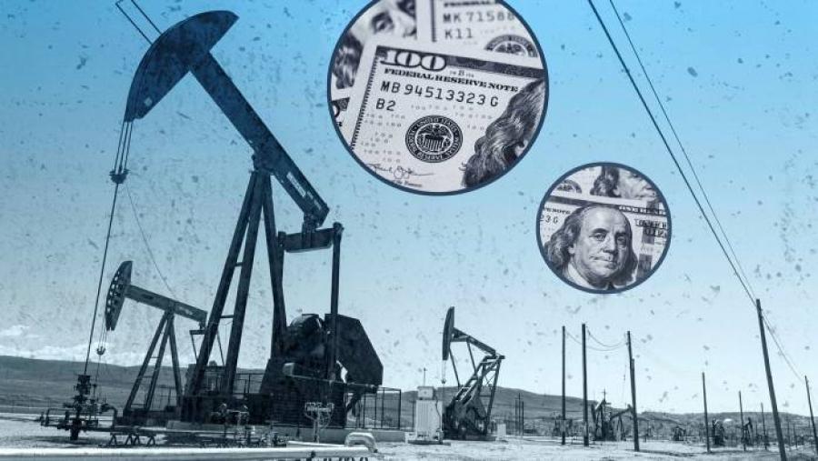 Πετρέλαιο: Ισχυρά κέρδη +4,6% στα 70,30 δολ. για το WTI -  «Άλμα» +4,2% στα 72,23 δολ για το brent