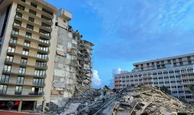 ΗΠΑ- Μαϊάμι: Στους 86 οι νεκροί από την κατάρρευση της πολυκατοικίας