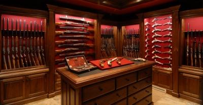 Καλώς ήρθατε στο Gun Room