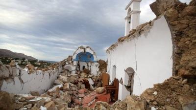 Αγωνία στην Κρήτη μετά τα 6,3 Ρίχτερ - Περιμένουν ισχυρό μετασεισμό - Τι λένε οι σεισμολόγοι