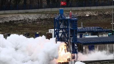 Η Τουρκία σχεδιάζει να πάει στο φεγγάρι ως το 2023