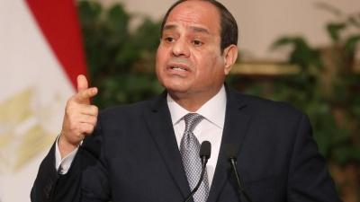 Ο πρόεδρος της Αιγύπτου προειδοποιεί τον Erdogan: Δεν θα επιτρέψουμε σε κανέναν να ελέγξει τη Λιβύη
