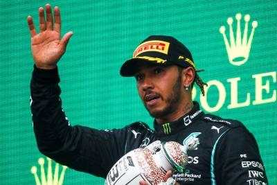 Grand Prix Ουγγαρίας: Χρειάστηκε ιατρική περίθαλψη μετά τον αγώνα ο Χάμιλτον