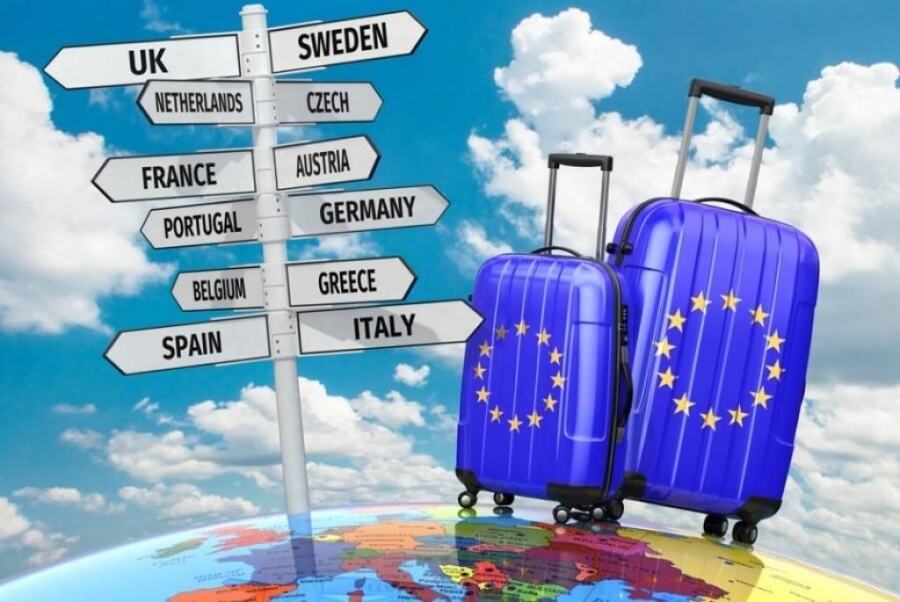 Κινητικότητα υψηλού ρίσκου στις τουριστικές κρατήσεις - Φόβοι για παρενέργειες από τις μετακινήσεις το Πάσχα