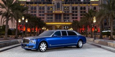Bentley Mulsanne Grand Limousine: Σε μόλις 5 αυτοκίνητα