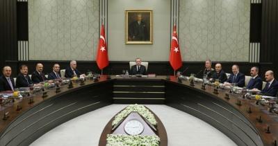 Τουρκία: Το Εθνικό Συμβούλιο Ασφαλείας έθεσε ζήτημα τουρκικής μειονότητας - Δύο κράτη στην Κύπρο