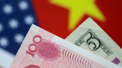 ΗΠΑ: Στο υψηλότερο επίπεδο από το 2019 η κινεζική συμμετοχή στο χρέος το Φεβρουάριο, στο 1,1  τρισ. δολ.