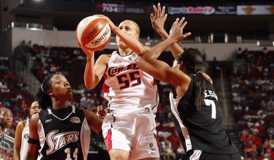 Όταν η Αναστασία Κωστάκη έγινε η πρώτη Ελληνίδα παίκτρια στο WNBA