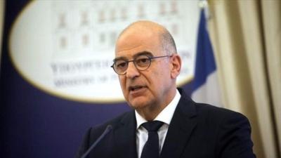 Συνάντηση Δένδια με πρεσβευτή του Ισραήλ - Στο επίκεντρο Ανατολική Μεσόγειος