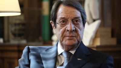 Αναστασιάδης για Nautical Geo: Η Τουρκία υπονομεύει την περιφερειακή ειρήνη και ασφάλεια στην Ανατολική Μεσόγειο