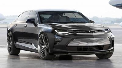Η επόμενη Camaro θα είναι τετράπορτη και ηλεκτρική