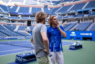 US Open: Πρεμιέρα την Δευτέρα (30/8) για Τσιτσιπά - Γραμματικοπούλου