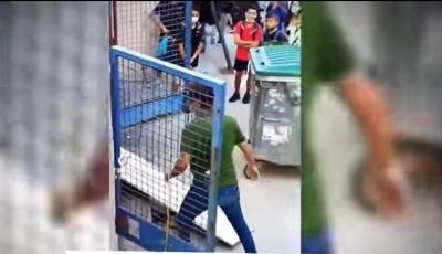 Ο Δήμαρχος Γαλατσίου έδωσε μόνος του τέλος στην κατάληψη σχολείου - Έσπασε το λουκέτο και μπήκε μέσα