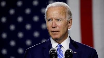 Biden: Παραστρατιωτικές οργανώσεις στις 6/1 θέλησαν να ανατινάξουν το Καπιτώλιο