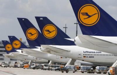 Aγκάθι οι όροι διάσωσης της Commission για Lufthansa - Ορκίστηκε πως θα δώσει μάχη η Merkel