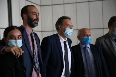 Δίκη Χρυσής Αυγής - Καμπαγιάννης: Να υπάρξει νομοθετική ρύθμιση για αποζημίωση των θυμάτων