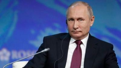 Putin: Θα ονομάσω τον διάδοχό μου - Δεν θα συνέβαινε Παγκόσμιος Πόλεμος, ακόμη και εάν βύθιζαμε το βρετανικό αντιτορπιλικό