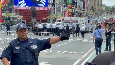 Συναγερμός στο Καπιτώλιο: Έρευνα για βόμβα - Εκκενώθηκε η Times Square