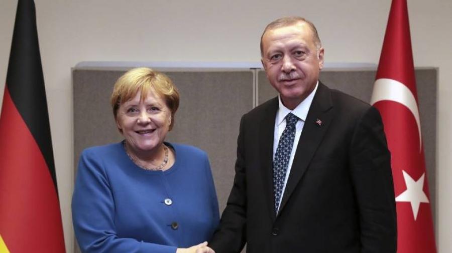 Επικοινωνία Merkel με Erdogan - Στην ατζέντα προσφυγικό και Αφγανιστάν