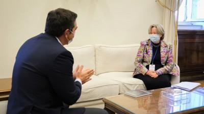Τσίπρας: Είμαστε σε μια πολύ κρίσιμη στιγμή – Δεν χρειάζεται διχαστική αντίληψη