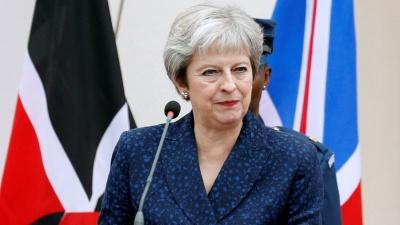 Εκπρόσωπος May: Ο νέος πρωθυπουργός της Βρετανίας θα αναλάβει καθήκοντα στις 24 Ιουλίου 2019