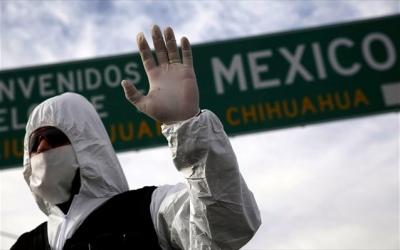 Μεξικό - Κορωνοϊός: Άνοδο παρουσιάζουν οι αριθμοί νέων κρουσμάτων, 12.500 και θανάτων, 675, το τελευταίο 24ωρο