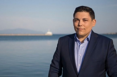 ΣΥΡΙΖΑ: Επιστολή Μπουρνούς στην Johansson για το νέο Σύμφωνο Μετανάστευσης και νέες δομές στα νησιά