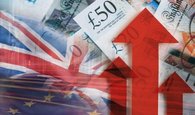 Βρετανία: Εκτός ελέγχου το δημοσιονομικό έλλειμμα στα 394 δισ.λίρες, στο 100% του ΑΕΠ ο δημόσιος δανεισμός