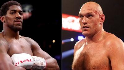Joshua vs Fury: Γροθιές από... χρυσάφι στηΣαουδικήΑραβία
