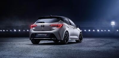 H Toyota GR Corolla θα έχει το 1.600άρη μοτέρ του GR Yaris
