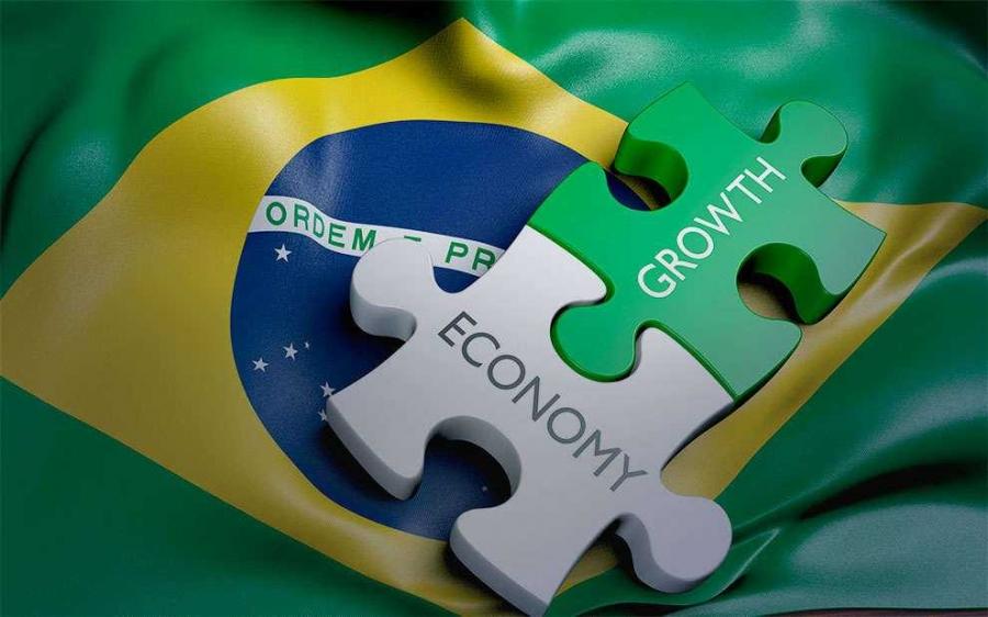 Βραζιλία: Στα 932 δισ. δολ. το δημόσιο χρέος τον Ιανουάριο, ευνοϊκά τα επιτόκια