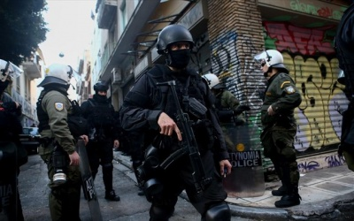 Τέσσερις συλλήψεις σε αστυνομική επιχείρηση στα Εξάρχεια