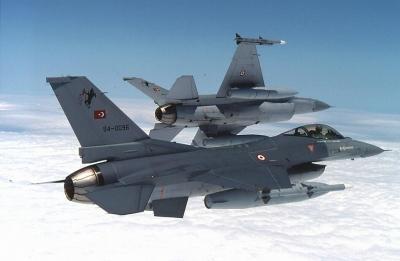 Edam (τουρκικό think tank): Απαρχαιωμένη η Πολεμική Αεροπορία της Τουρκίας