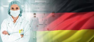 Γερμανία - Κορωνοϊός: Αλλάζει τακτική στοχεύοντας να εμβολιάσει το 80% του πληθυσμού, λόγω της μετάλλαξης Δέλτα