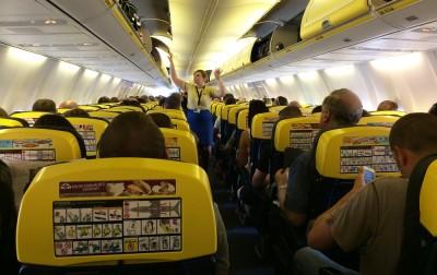 Νέα πτήση της Ryanair Ρόδος-Βενετία