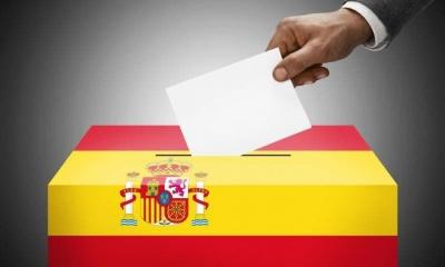 Εκλογές στην Ισπανία: Νίκη των Σοσιαλιστών με 28,7% - Συντριβή για το Λαϊκό Κόμμα με 16,7% - Ρεκόρ για τους εθνικιστές του VOX 10,2%, πτώση του Podemos