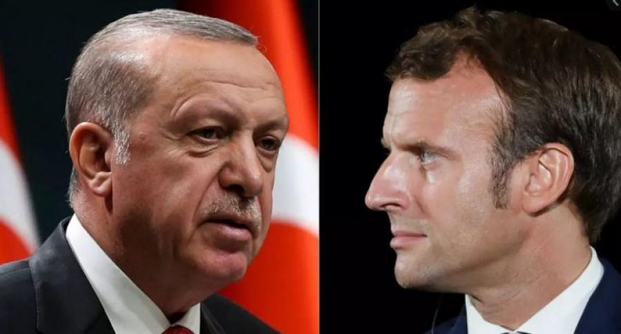 Erdogan - Macron αντάλλαξαν επιστολές - Συμφώνησαν να ξαναρχίσουν διάλογο