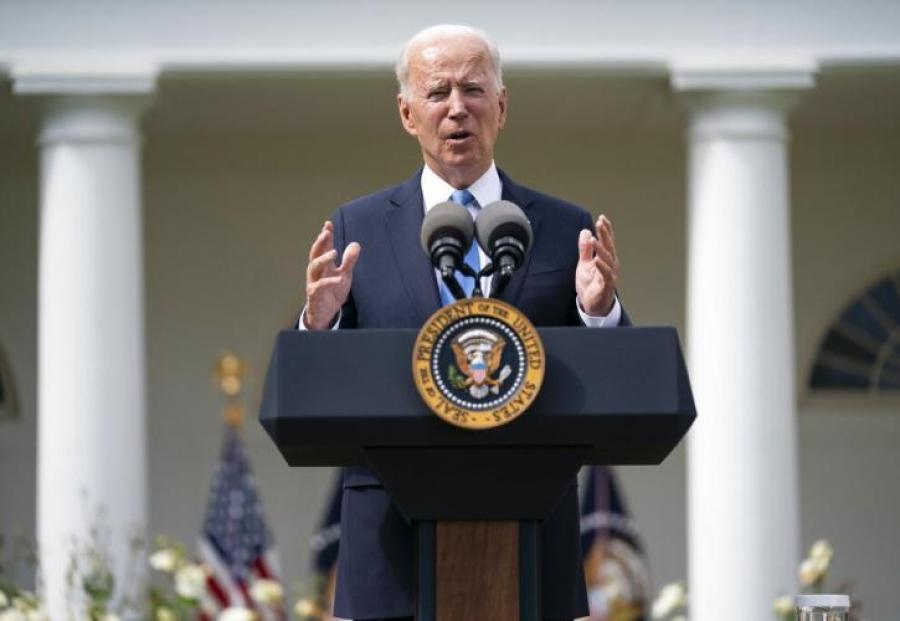 Biden: «Σιδερένια» η συνεργασία μεταξύ ΗΠΑ και Γερμανίας