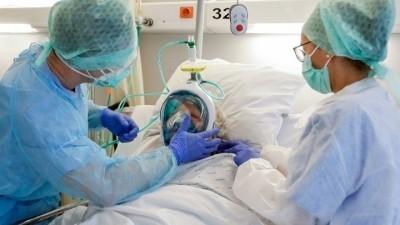 Covid-19: Ασθενείς από Γαλλία, Ολλανδία και Βέλγιο νοσηλεύονται σε γερμανικά νοσοκομεία