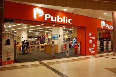 Public: Μπαράζ επενδύσεων και νέο κατάστημα στο Golden Hall