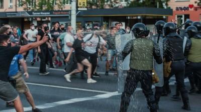 Λευκορωσία: Συλλήψεις διαδηλωτών που ζητούσαν την παραίτηση Lukashenko