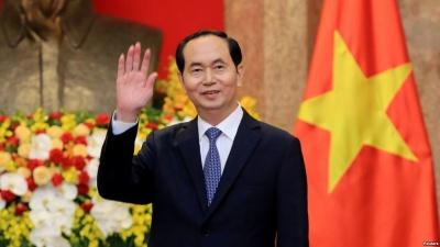 Απεβίωσε σε ηλικία 61 ετών από σοβαρή ασθένεια ο Πρόεδρος του Βιετνάμ Tran Dai Quang