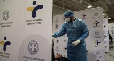 Πολιτική θύελλα για τον ΕΟΔΥ και το μητρώο ασθενών με κορωνοϊό –   Για fake news μιλά η κυβέρνηση, εγκληματικές ευθύνες καταλογίζει η αντιπολίτευση