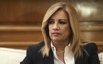 Γεννηματά: Ο Μητσοτάκης δεν ήθελε συναίνεση για τον εκλογικό νόμο - Το ΚΙΝΑΛ θα ξαναγίνει πρωταγωνιστής