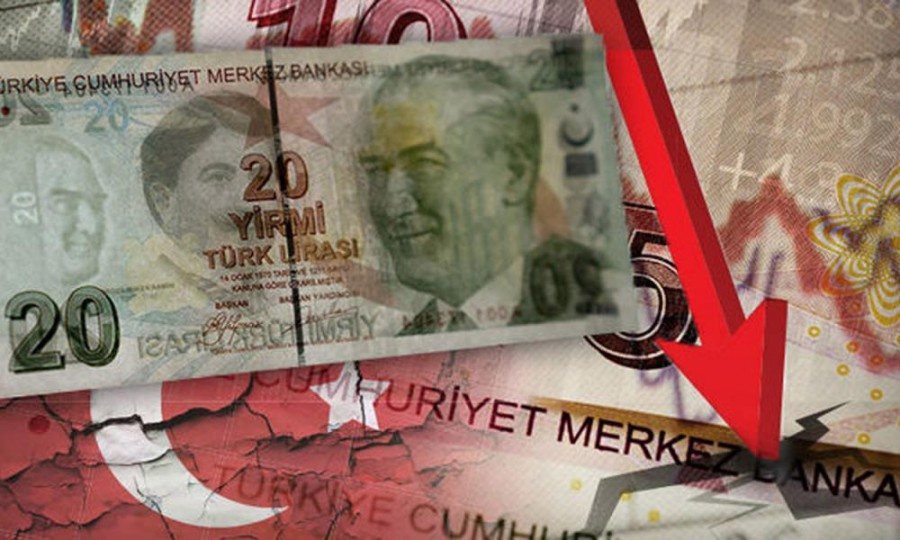 DZ Bank: Για την κατάρρευση της τουρκικής λίρας και της οικονομίας ευθύνεται ο Erdogan